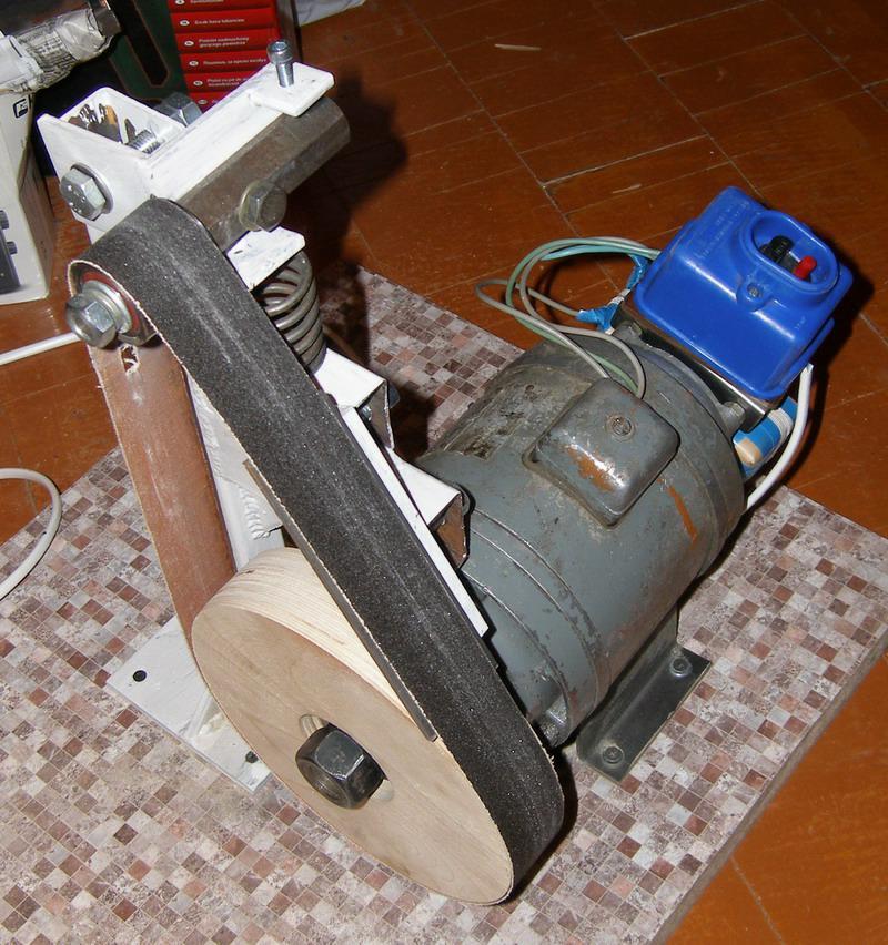 Как сделать из электродвигателя от стиральной машины 402